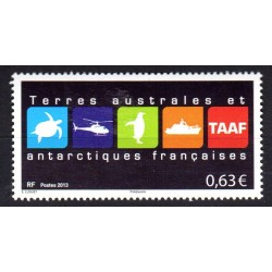 Timbre TAAF n°681