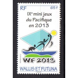 Timbre Wallis et Futuna n°760
