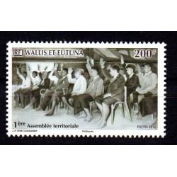Timbre Wallis et Futuna n°763