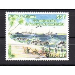 Timbre Wallis et Futuna n°768