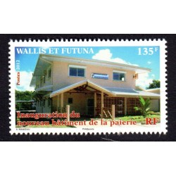 Timbre Wallis et Futuna n°771
