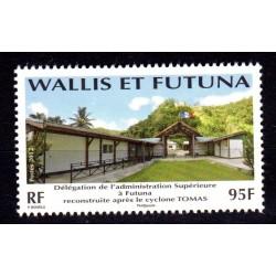 Timbre Wallis et Futuna n°772