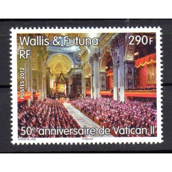 Timbre Wallis et Futuna n°774