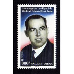 Timbre Wallis et Futuna n°784