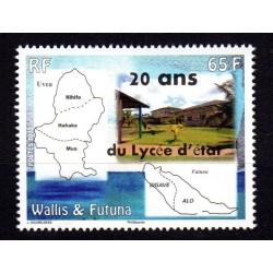 Timbre Wallis et Futuna n°785