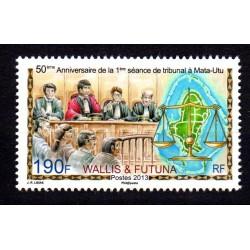 Timbre Wallis et Futuna n°786