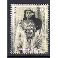 Timbre Polynésie n°1070 Heiva