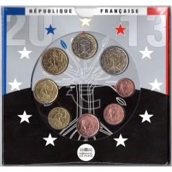 Coffret BU France 2013
