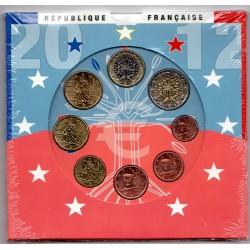 Coffret BU France 2012