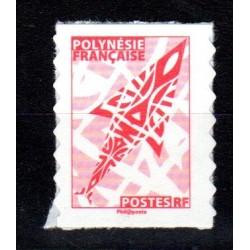 Timbre Polynésie n°1074...
