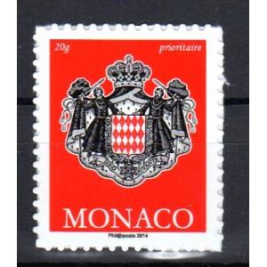 timbre monaco n 2945 chez philarama37. Black Bedroom Furniture Sets. Home Design Ideas