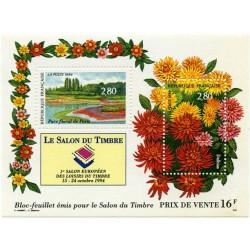 France Bloc Feuillet n°16