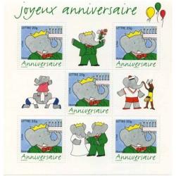 France Bloc Feuillet n°100