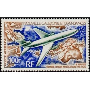 Nouvelle Calédonie Poste Aérienne n°144