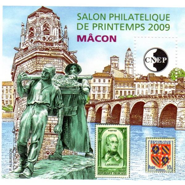 Bloc cnep n 53 m con 2009 chez philarama37 for Salon macon