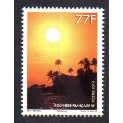Timbre Polynésie n°1075...