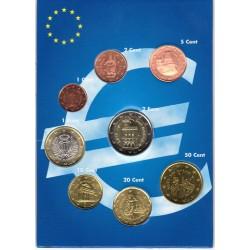 Série euros Saint Marin