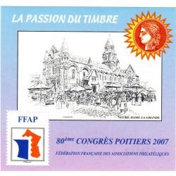 Bloc FFAP n°1 Passion du...