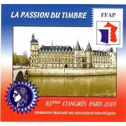 Bloc FFAP n°4 Passion du...