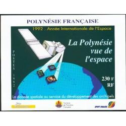 Polynésie Bloc Feuillet n°19