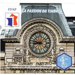 Bloc FFAP n°6 Passion du...