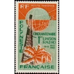 Polynésie Poste Aérienne n°16