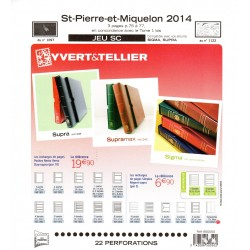 Jeu Yvert et Tellier Saint...