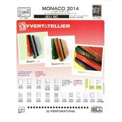 Jeu Yvert et Tellier Monaco...