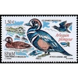 St-Pierre et Miquelon Poste...