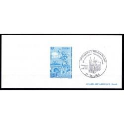 """Gravure du timbre """"74ème..."""