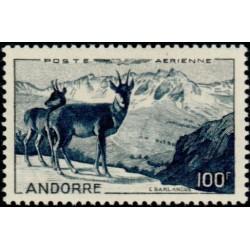 Andorre Français Poste...