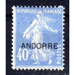 Timbre Andorre n°11 Timbres...