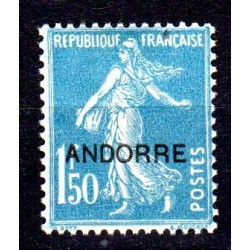 Timbre Andorre n°13 Timbres...