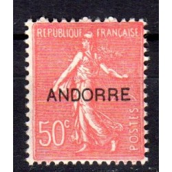 Timbre Andorre n°15 Timbres...