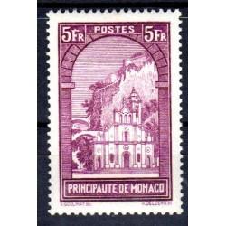 Timbre Monaco n°132...