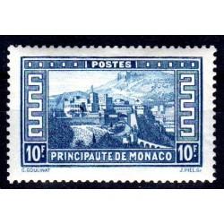 Timbre Monaco n°133...