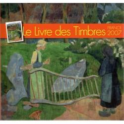 Le Livre des Timbres France...