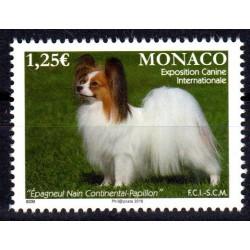 Timbre Monaco n°3021...