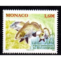Timbre Monaco n°3022 Les...