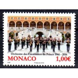 Timbre Monaco n°3027 50 ans...