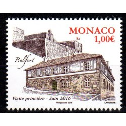Timbre Monaco n°3030 Ancien...