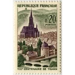 Timbre France N°1308 8ème...