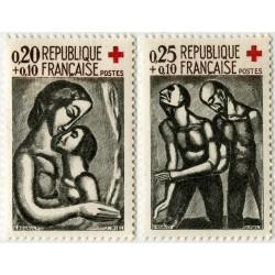 Timbre France N°1323 et...