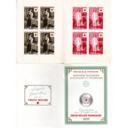 Carnet Croix Rouge n°2005...