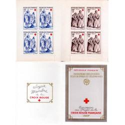 Carnet Croix-Rouge n°2006...