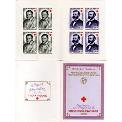 Carnet Croix Rouge n°2007...