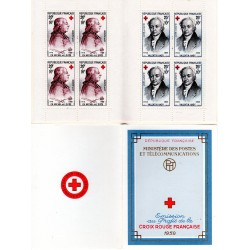 Carnet Croix Rouge n°2008...