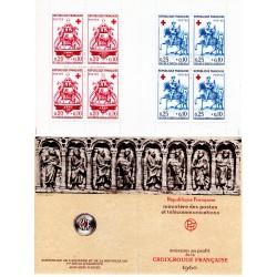 Carnet Croix Rouge n°2009...