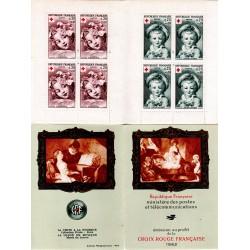 Carnet Croix Rouge n°2011...