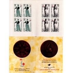 Carnet Croix Rouge n°2012...